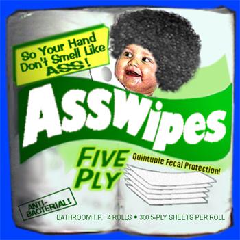 Ass wipes