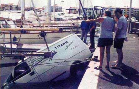 The second titanic